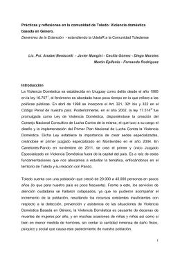Publicación Extensión Martín