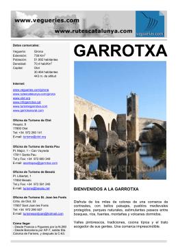 GARROTXA - 360norte