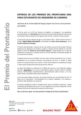 Dossier Madera