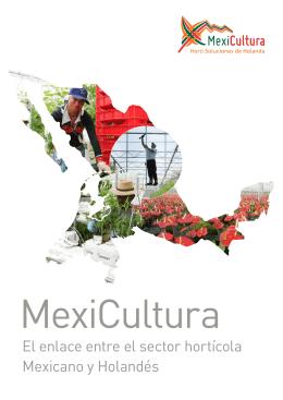 Folleto MexiCultura 2014 (ESP)