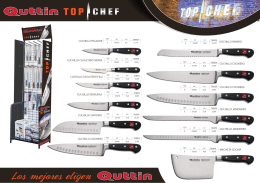 nuevo folleto top chef_4 - Suministros Hosteleros Benissa