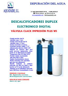 folleto duplex-clack nuevo