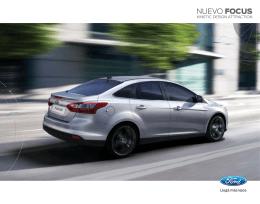 NUEVO FOCUS - Ford Argentina