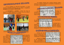 Folleto secundaria 2015-16