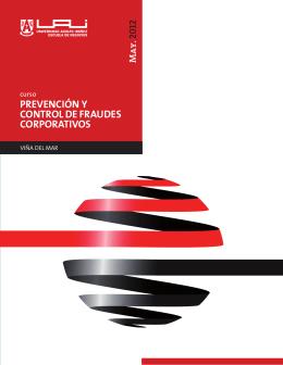 prevención y control de fraudes corporativos