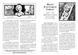 Beato Juan C. Cornay