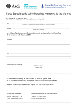 RWI application form 060630.indd