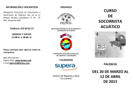 folleto informativo curso_socorrista_2015