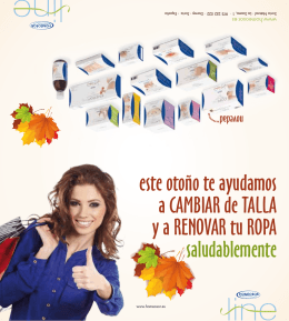 folleto DIETA OTOÑO 2014