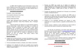 """La AMPA CEIP """"Puntallana"""" les da la bienvenida al nuevo curso"""