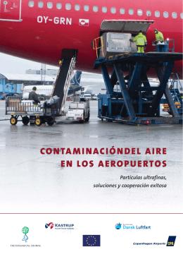 Contaminación del Aire en los Aeropuertos