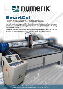 folleto SmartCut V12