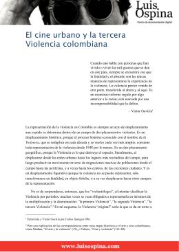Descarga - Luis Ospina