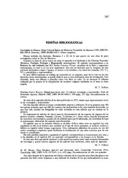 Enciclopèdia de Menorca. - Real Jardín Botánico