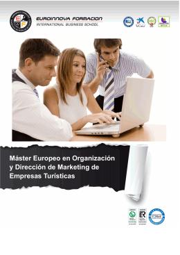 Máster Europeo en Organización y Dirección de