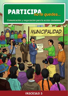 Participa no te quedes - Grupo Propuesta Ciudadana