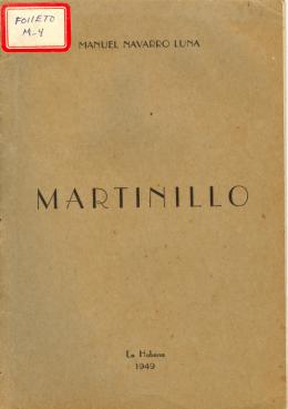 MARTINILLO
