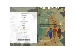folleto cronicos 2010.indd - II Congreso Nacional de atención