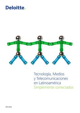 Tecnología, Medios y Telecomunicaciones en Latinoamérica