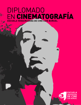 Folleto diplomado de cine (1)