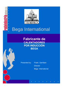 Bega International