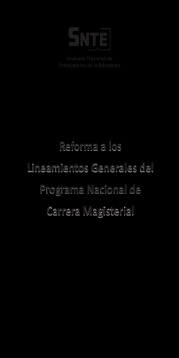 FOLLETO reforma CM