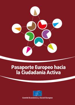 Pasaporte Europeo hacia la Ciudadanía Activa
