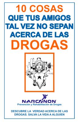 Libro sobre las drogas