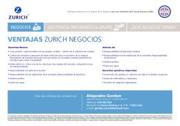 VENTAJAS ZURICH NEGOCIOS(1)