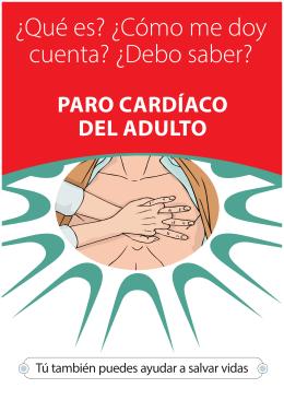 ¿Qué es un paro cardíaco?