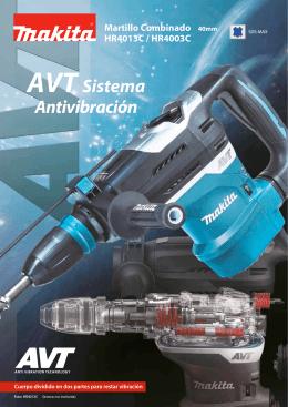 AVT Sistema Antivibración