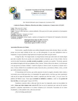 2do_Boletin Informativo aventureros 2015