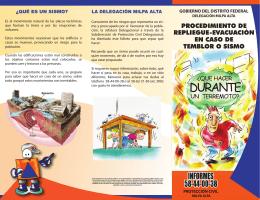 TRIPTICO 1 FRENTE - Milpa Alta - Gobierno del Distrito Federal