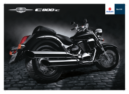 Catalogo Intruder C800