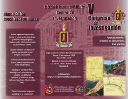 folleto congreso
