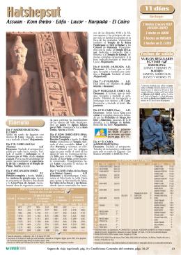 Folleto Egipto 09-10