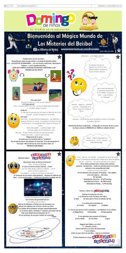 Bienvenidos al Mágico Mundo de Los Misterios del Beisbol