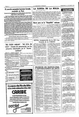 La Vanguardia española, 27/10/1976