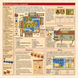 Material del juego y preparación