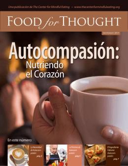 Autocompasión: Nutriendo el Corazón