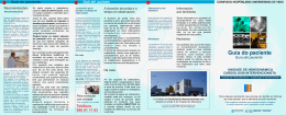 folleto hemodinamica 2 - Servicio de Cardiología. CHUVI