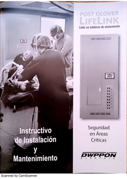 manual pdf - Dupont Elektric México