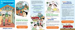 Brochure: Es hora de invertir en mejorar mi casa