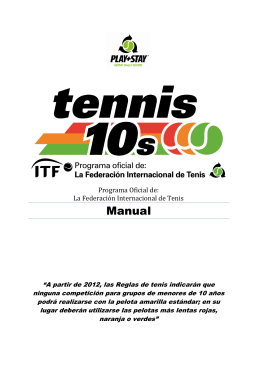 Tennis 10s - Play+Stay