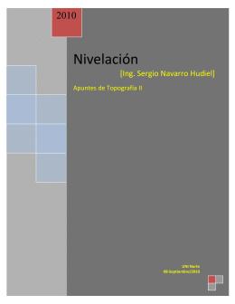 Folleto Versión Septiembre - Máster Sergio J. Navarro Hudiel