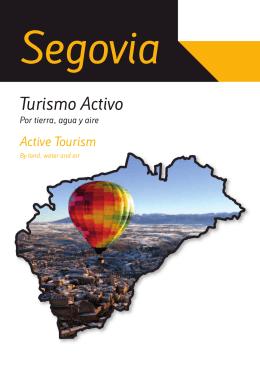 Turismo Activo - Patronato de Turismo de Segovia