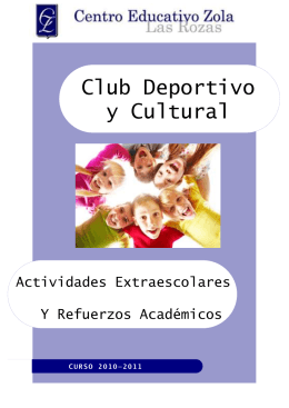 Club Deportivo y Cultural