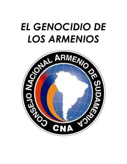 Cuadernillo Genocidio Armenio