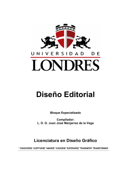 Diseño Editorial - Universitaria Virtual Internacional