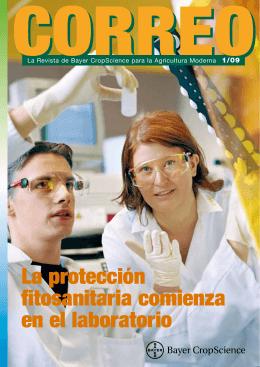 CORREO La revista para la Agricultura moderna 1/09